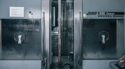 DMG – DMF 220 Linear