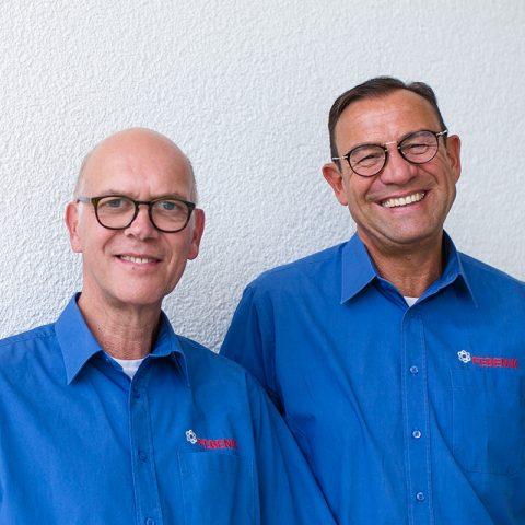 Febenik - Jürgen Feldmann & Helmut Bert
